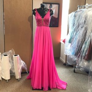 Sherri Hill prom dress size 2